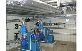 Hot Sludge Flow Measurement